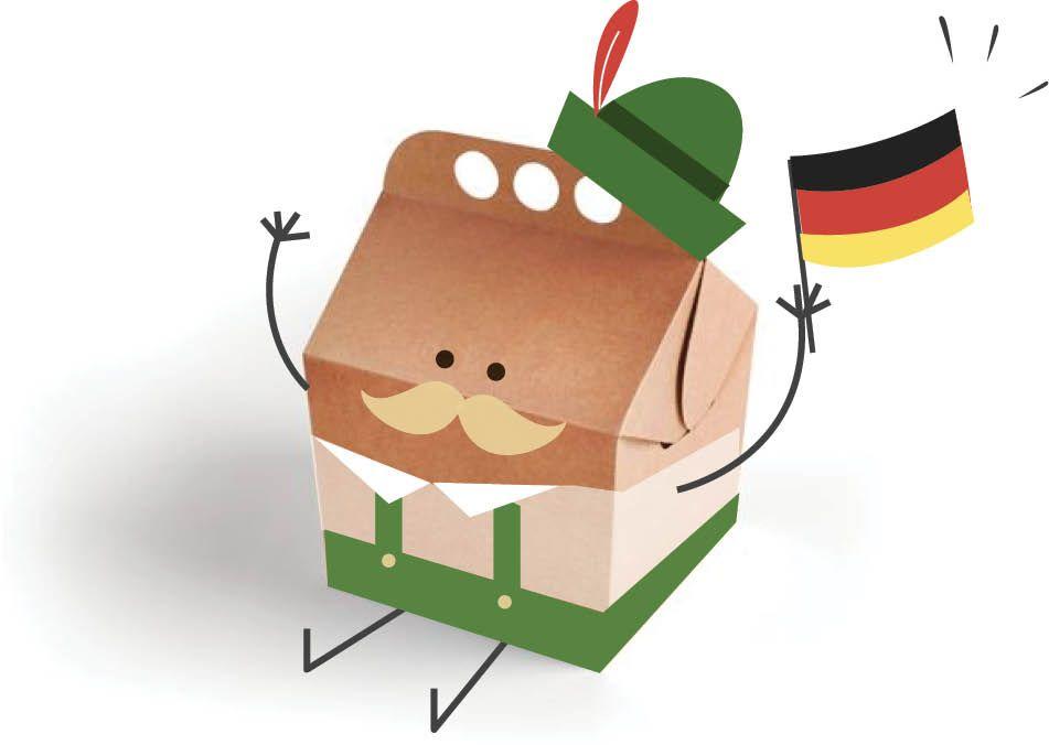 Selfpackaging en Alemania