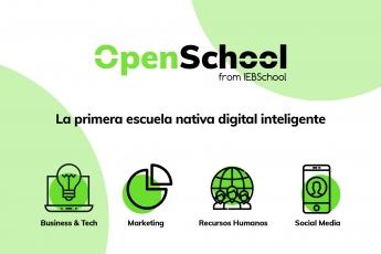 Nace Open School, la primera escuela nativa digital que apuesta por la Inteligencia Artificial