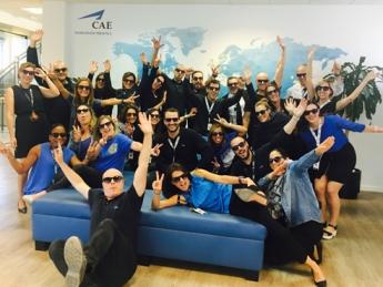 CAE celebra 70 años formando a profesionales del sector aéreo