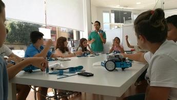 Certificaciones Makeblock España para el fomento de la de Robótica