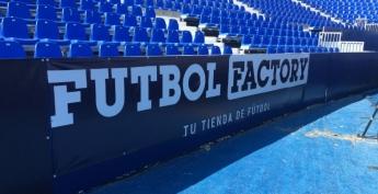 Fútbol Factory, colaborador oficial del CD Leganés