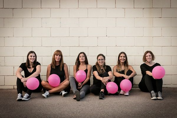 Foto de Equipo de emprendedoras organizadoras de WOMAN ROCKS SPAIN