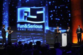 Ceremonia de entrega de premios Fun & Serious en el Guggenheim de Bilbao
