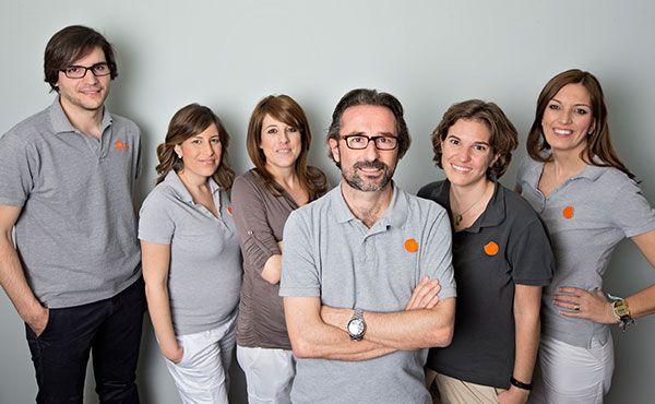 Fotografia Parte del equipo de la Clinica Beltrán