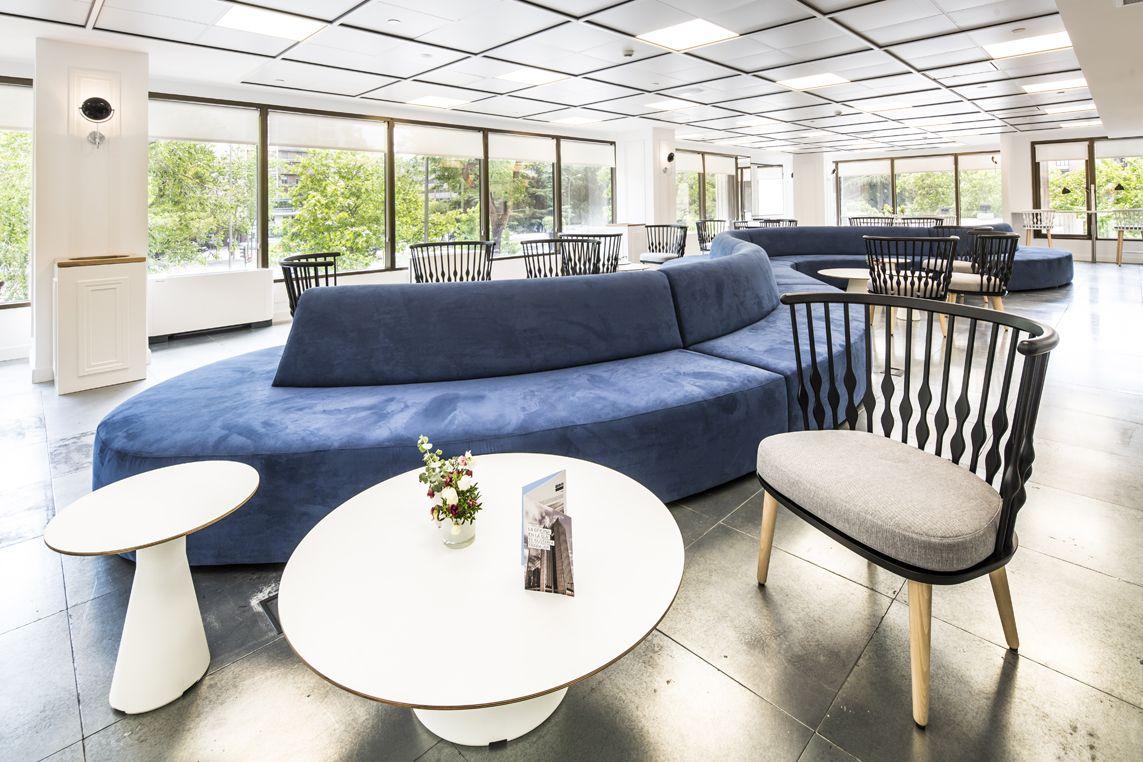 Edificio IV expone los 4 fundamentos de la 'Smart Office'