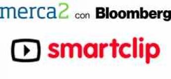 Smartclip comercializará la publicidad de la alianza entre Merca2 y Bloomberg