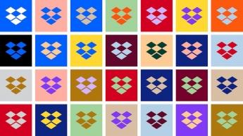 Dropbox renueva su diseño de marca