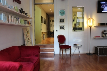 Taninoplastia Blow Dry Bar Madrid