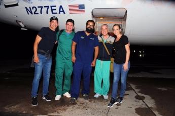 Natalia Denegri une a estrellas del espectáculo por Puerto Rico