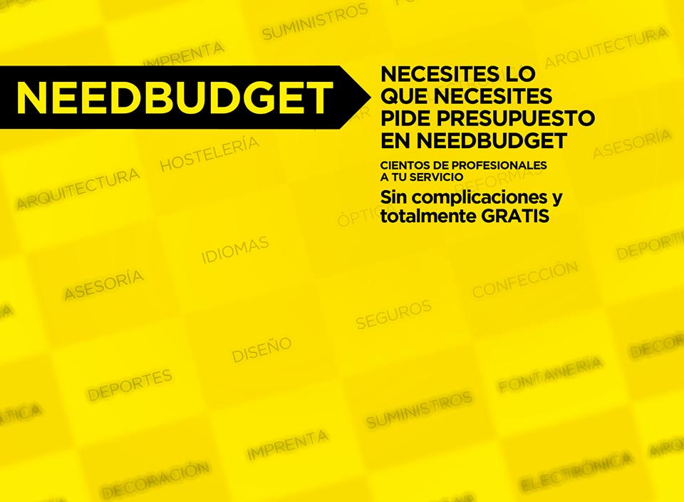 presupuestos gratis