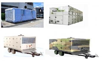 Equipos de emergecia GAAP (Generadores de Agua Ptable)