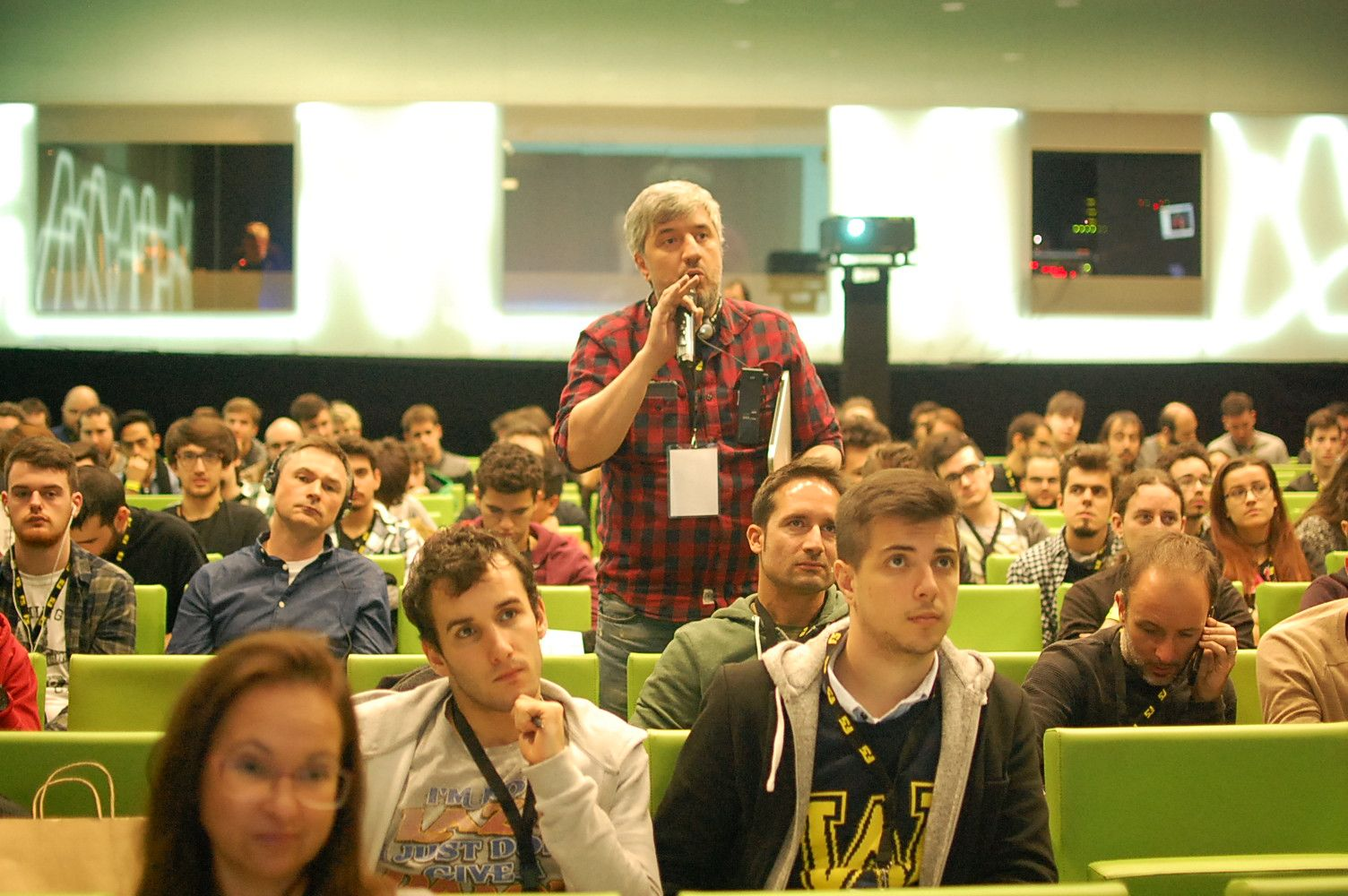 Los desarrolladores independientes de videojuegos tienen su lugar en el festival Fun & Serious de Bilbao