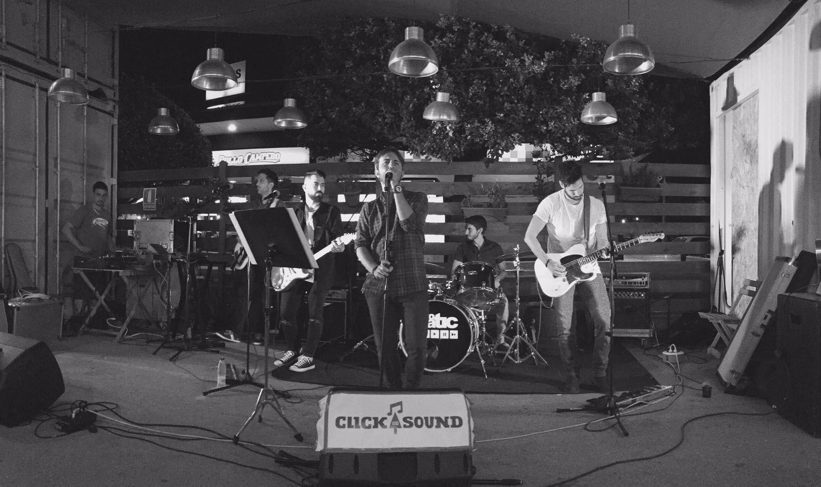 Foto de Música en directo con Click and Sound