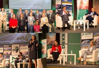 Evento presentación DEKRA Road Safety Report 2017