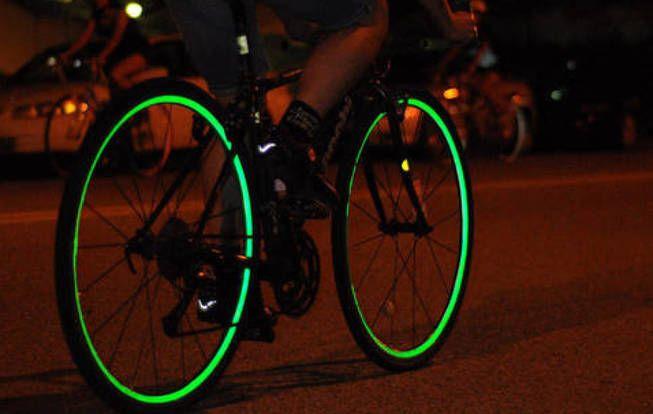 Foto de La tecnología en las bicicletas previene accidentes de