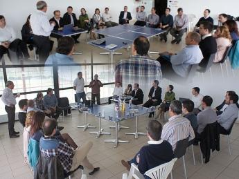 Foto de Diferentes Encuentros de Emprendimiento y Cooperación