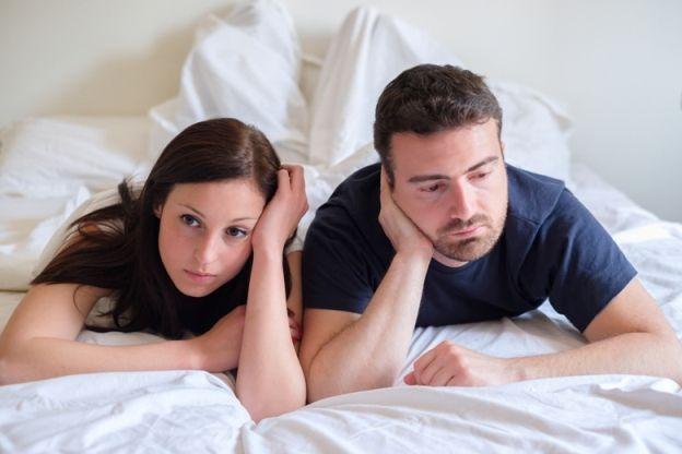 La falta de deseo sexual masculino