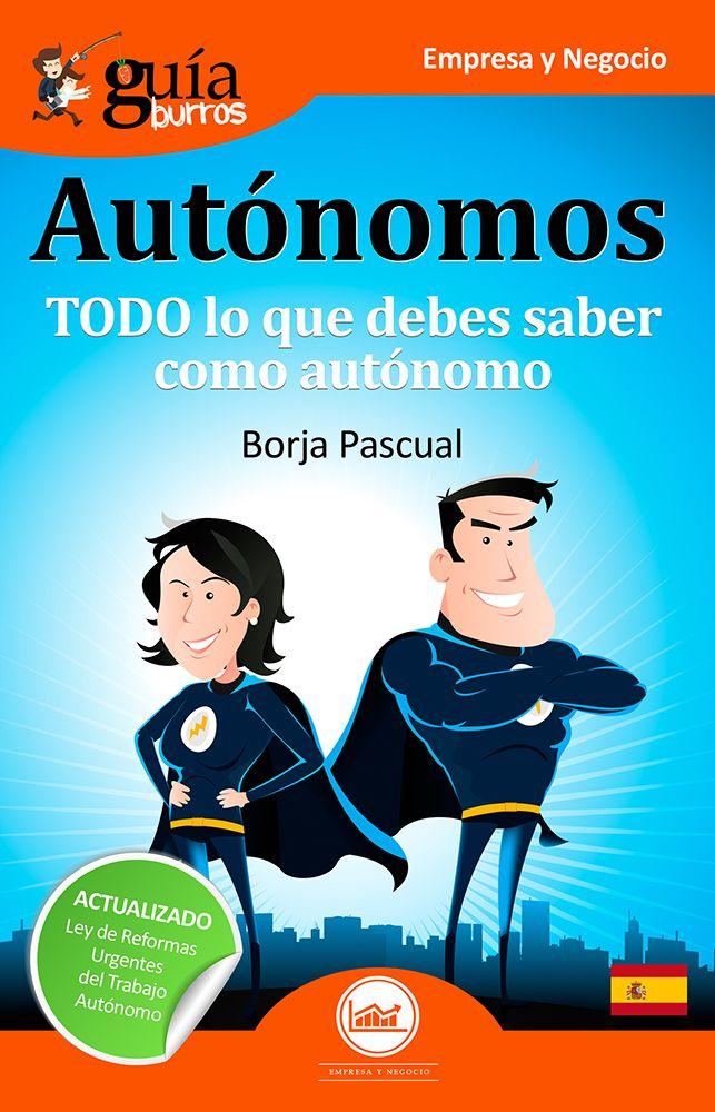 Foto de Guiaburros Autónomos TODO lo que debe saber como autónomo