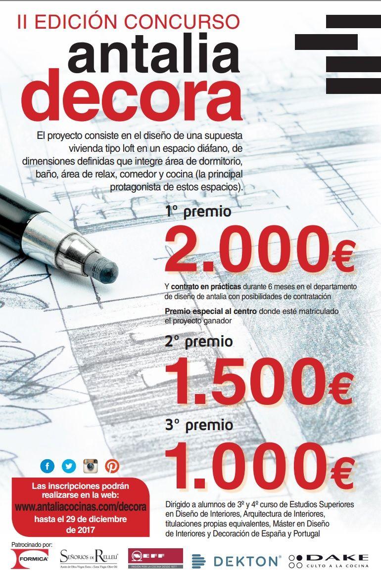 Foto de II Edición Concurso Antalia Decora