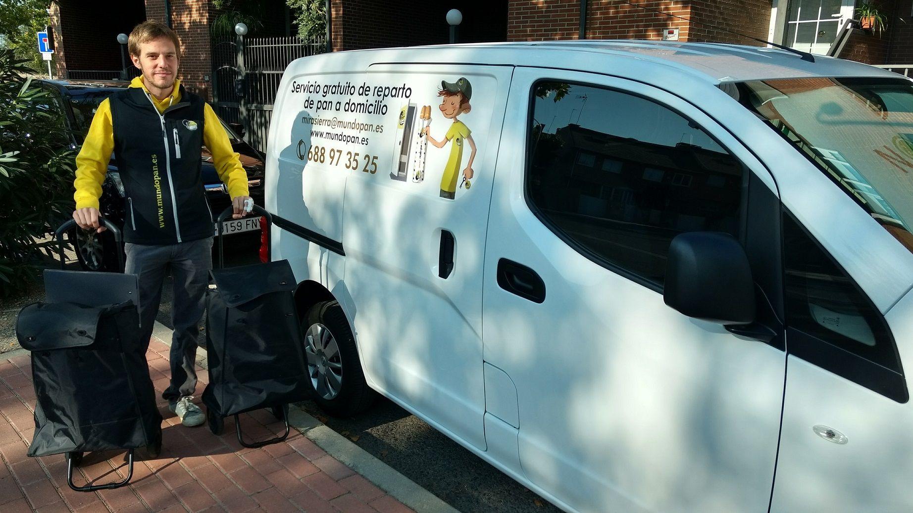 Mundopan a domicilio comienza a dar servicio en quince nuevas localidades