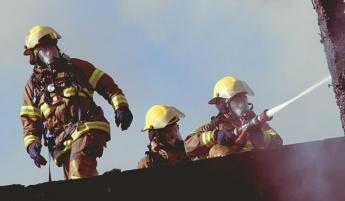 La figura del bombero, mucho más que un apaga-fuegos