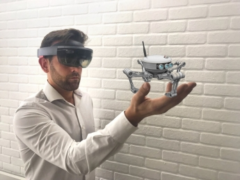 Best Day Eventos introduce las últimas tecnologías en el team building con el uso de hologramas