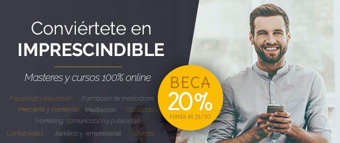 Foto de Conviértete en imprescindible - BECA 20%