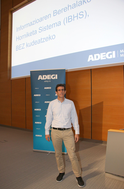 Foto de Paul San Sebastián, responsable de desarrollo de negocio de