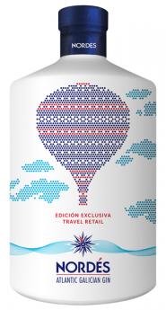 Nordés recibe la medalla de oro en los Global Travel Retail Masters