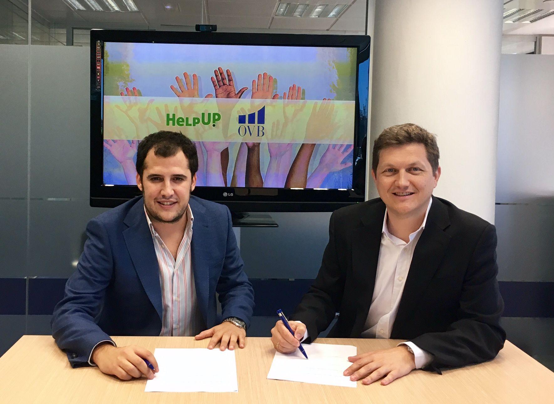 Foto de OVB se convierte en la primera empresa en apoyar la