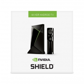 Foto de NVIDIA Shield TV with remote