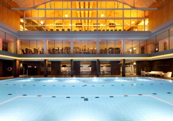 Metropolitan Badalona gana el premio a la ''mejor piscina de centro Wellness''