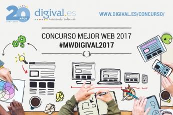Concurso mejor web 2017