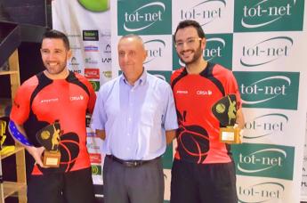 Tot-Net refuerza su apuesta por el deporte con la organización del primer torneo de pádel