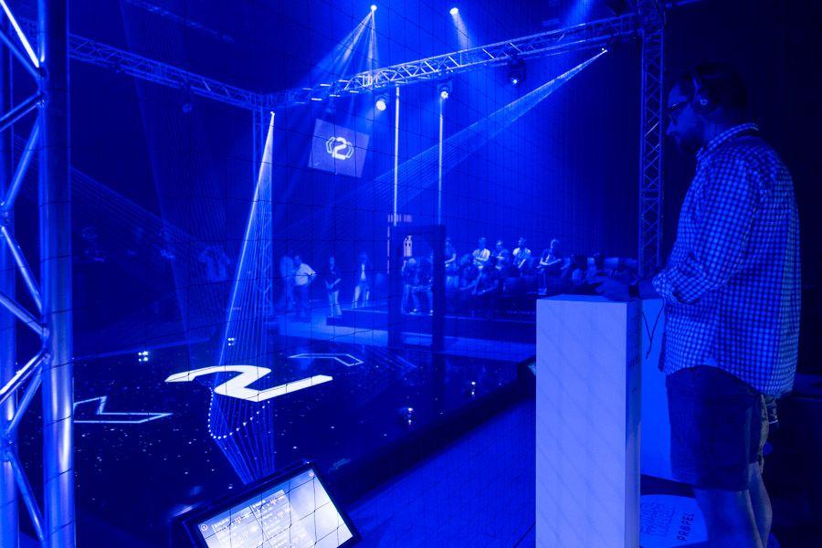 Foto de Propel en la Madrid Gaming Experience