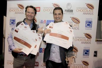 Pacari obtiene 18 galardones en la final mundial de los International Chocolate Awards 2017