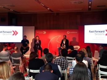 ''Fast Forward Sessions'' reúne a un centenar de emprendedores en Santander con proyectos digitales