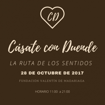 Cásate con Duende celebra una Ruta de los Sentidos para parejas y profesionales del sector nupcial