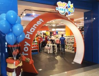 Toy Planet prevé reforzar la plantilla en 500 personas durante la Campaña de Navidad