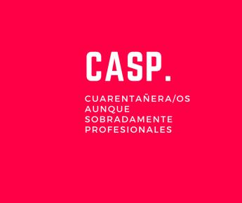 Foto de CASP (Cuarentañera Aunque Sobradamente Profesional)