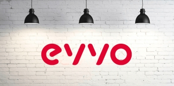Foto de Logo EVVO con fondo.