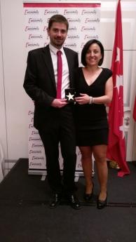 Foto de Estrella de Oro a la Excelencia Profesional