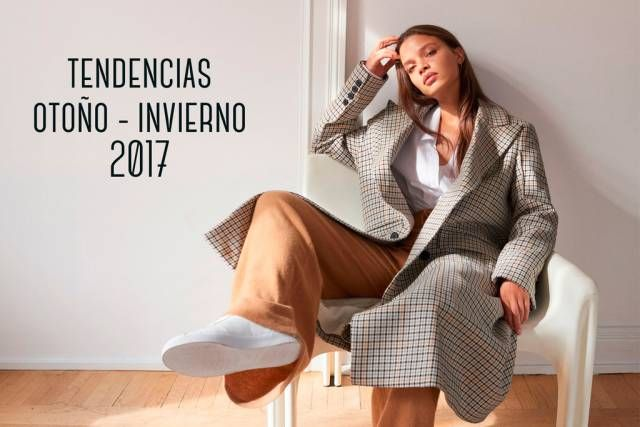 Tendencias de la moda oto o invierno 2017 2018 por paz for Moda de otono 2017