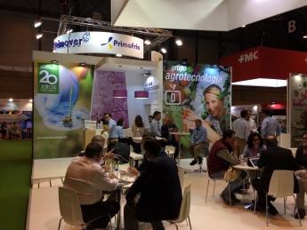 Éxito de Grupo Agrotecnología  en Fruit Attraction 2017