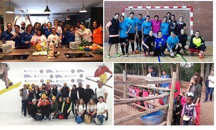 Empresas: El Día Solidario de las Empresas ha celebrado su XI edición en 10 ciudades de forma simultánea   Autor del artículo: Finanzas.com