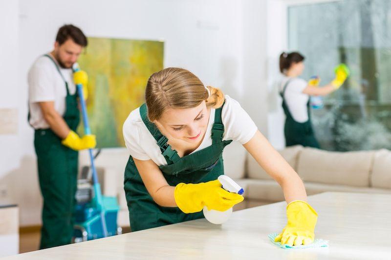 B liser presenta su nueva l nea de servicios de limpieza 360 for Empresas de limpieza en castellon