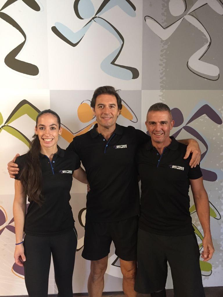 Anytime Fitness se estrena en Huelva