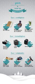 Qué regalan las empresas españolas