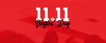 Foto de Diseño K-tuin Singles Day 11.11.2017