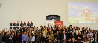 Foto de Celebrando el #BGoodDay con persona y empresas que compiten